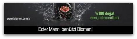 Humour Turc: Hitler en Guest Star dans la publicité TV pour le shampoing BioMen(Video)
